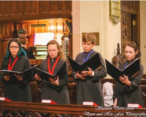 St Johns Savannah Boys Girls Choir
